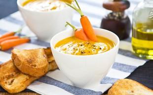 Recept: Pikantna korenčkova juha
