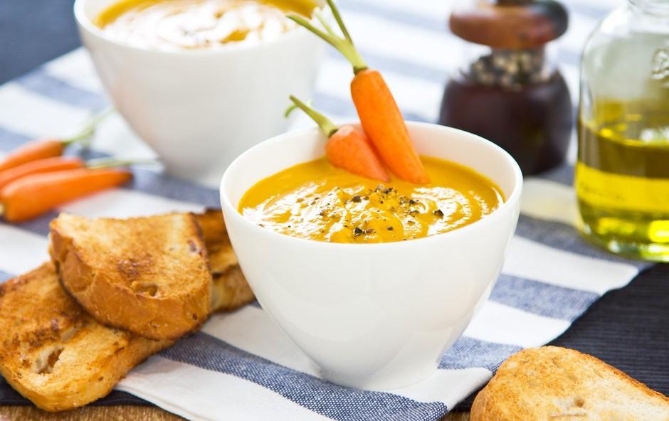 Recept: Pikantna korenčkova juha (foto: profimedia)