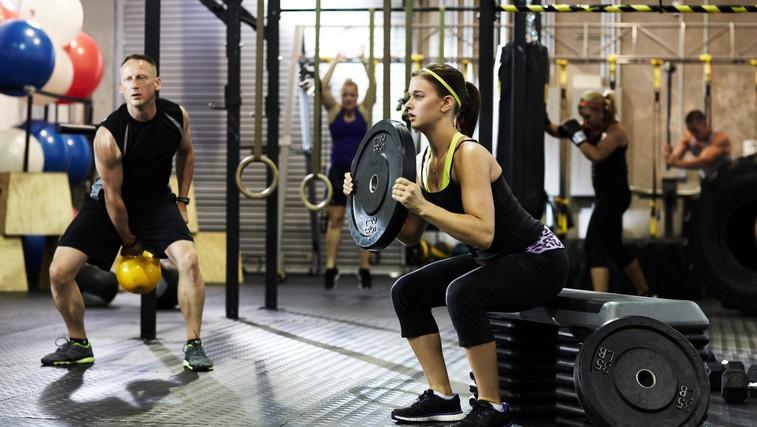 Izziv: Lahko ta trening opravite v 14 minutah? (foto: Profimedia)