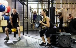 Izziv: Lahko ta trening opravite v 14 minutah?