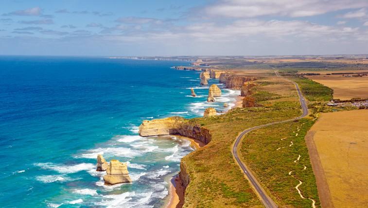 Zapeljimo se po legendarnih panoramskih obalnih cestah (foto: shutterstock)