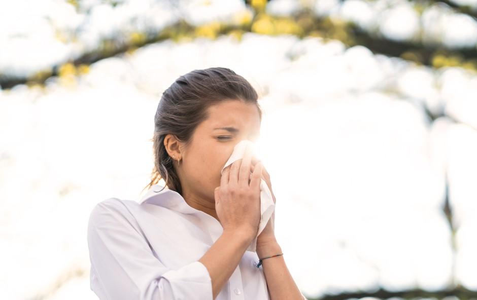 Alergije: Kako si lahko pomagamo sami (foto: Shutterstock)