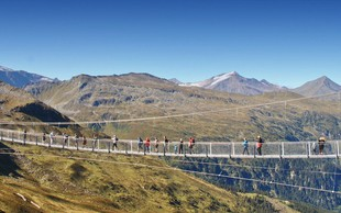 6 spektakularnih razglednih ploščadi v Avstriji