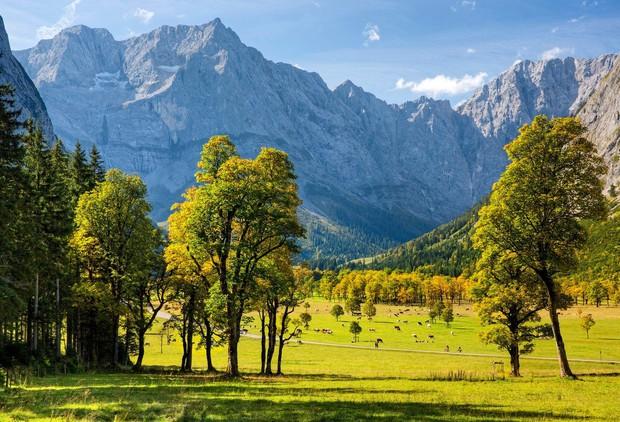 6 planinskih idej za izlete v Avstriji