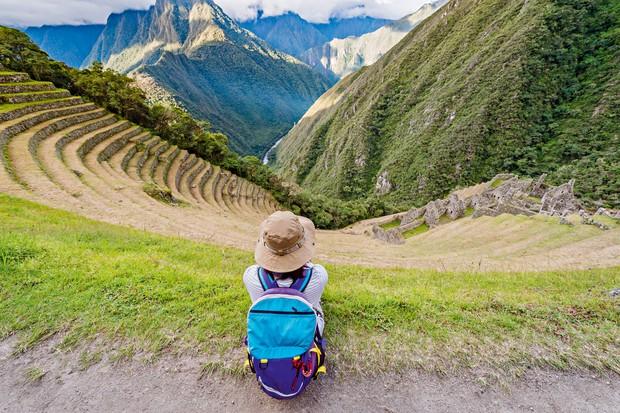 INKOVSKA POT Peru (4 dni) Inca Trail je brez dvoma najpriljubljenejši treking v Južni Ameriki in je uvrščen med pet …