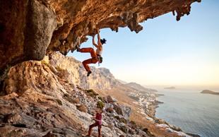 8 dobrih razlogov, zakaj bi se morali preizkusiti v prostem plezanju