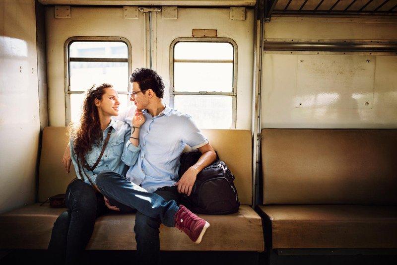 Par postavlja senžaka