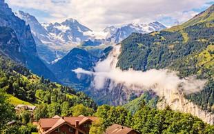 Švicarske gorske vasi, v katerih ni dovoljen cestni promet