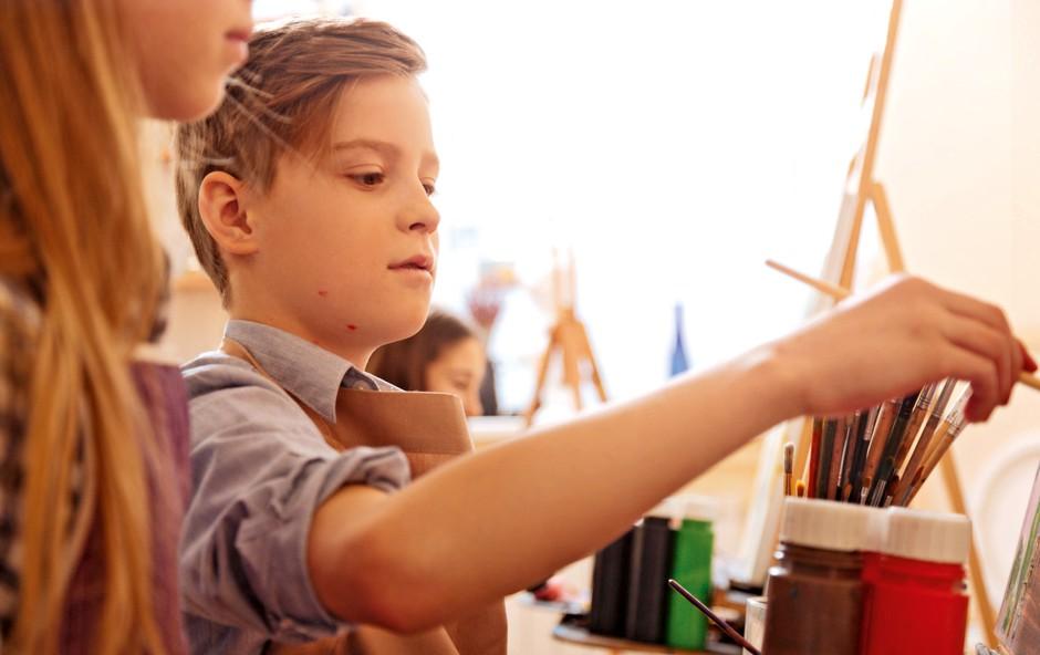 Svetovalnica: Nadarjeni otroci (foto: Profimedia)