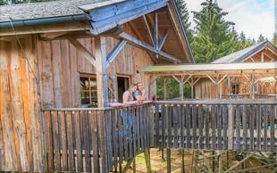 Za vse pustolovske navdušence: Nepozabne počitnice v hotelu med drevesi