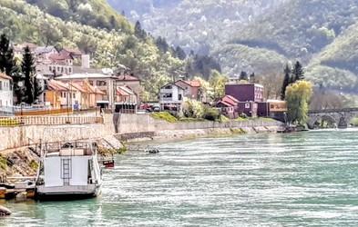Spoznajte mesto Višegrad - Andrićgrad