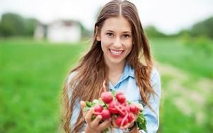 10 razlogov, zakaj je dobro jesti redkev