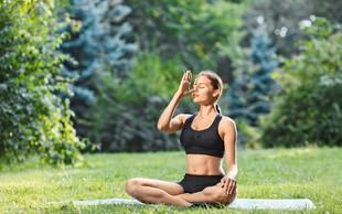 4 dihalne vaje za začetnike: s pravilnim dihanjem nad stres