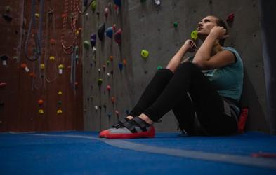 Kako zdržati najtežje napore vadbe?