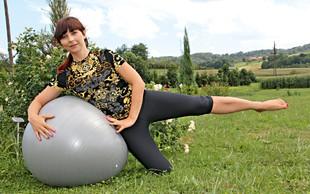 Prednost pilatesa: Osredotoča se na osrednji del telesa