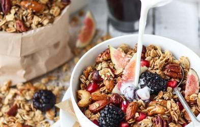 Recept za sladek vikend: Domača granola