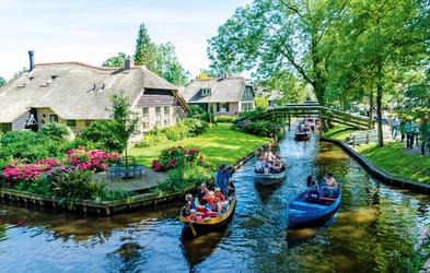 Giethoorn – nizozemske Benetke