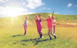 Aktivne športne počitnice: Naj otroci pozabijo na računalnik in preživijo cel dan v naravi!