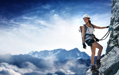 Ferate: Kako se lotiti plezanja po feratah?