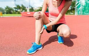 Naravna pomoč pri športnih poškodbah in bolečinah v mišicah