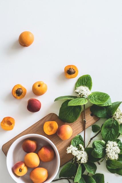 5 razlogov, zakaj so marelice odličen sadež + recept za marelični sladoled brez laktoze