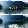 Ideja za izlet: Na Komno in za zaključek izleta skok v jezero