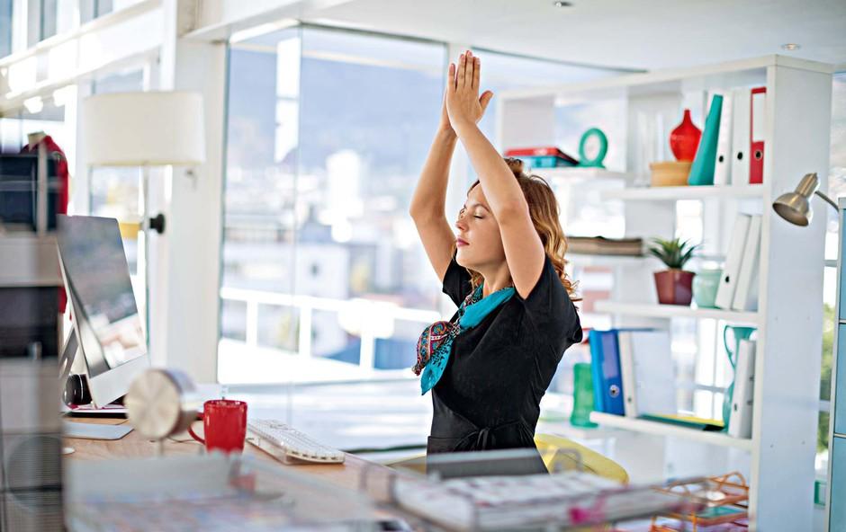 Poskrbite za zdravje tudi na delovnem mestu (foto: Shutterstock)