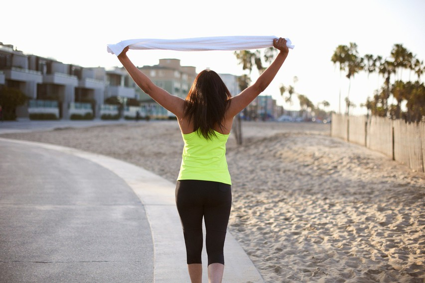 Kako okrevati po maratonu (ali drugem športnem dogodku)