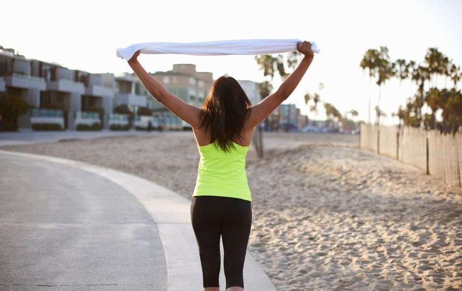 Kako okrevati po maratonu (ali drugem športnem dogodku) (foto: profimedia)