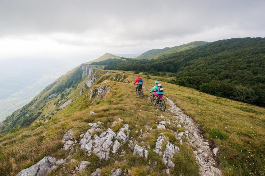 6 razlogov, zakaj je gorsko kolesarjenje odlična izbira