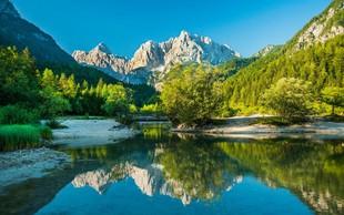 Izlet za vroče poletne dni: Jezero Jasna