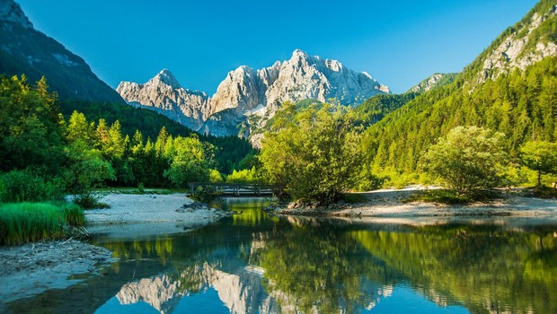 Izlet za vroče poletne dni: Jezero Jasna (foto: profimedia)