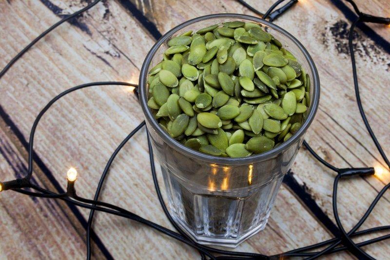 Bučna semena so odličen naraven vir magnezija
