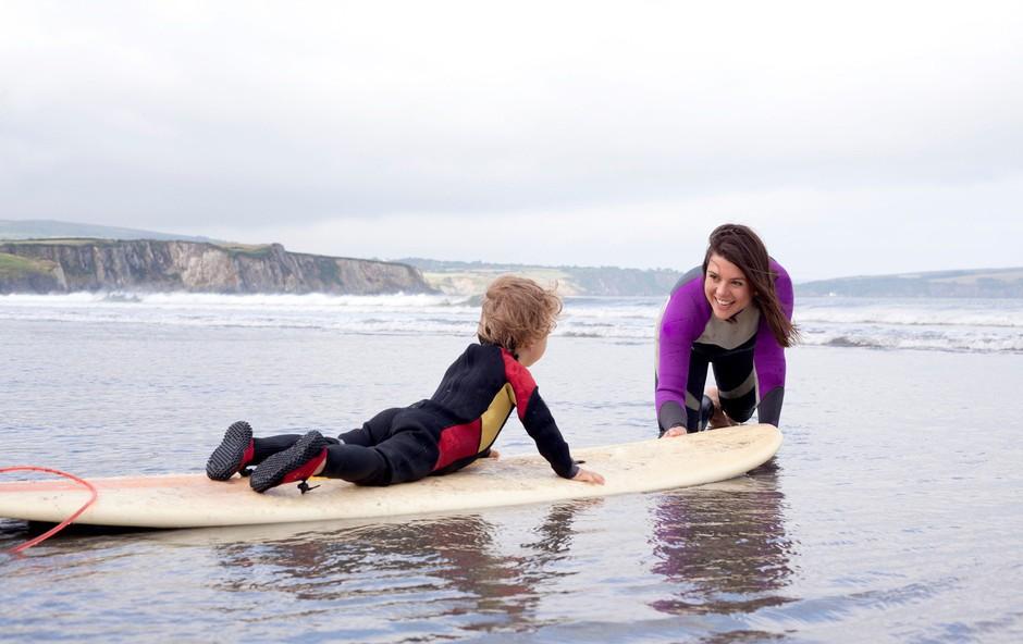 Tudi mame imajo čas za vadbo (foto: profimedia)