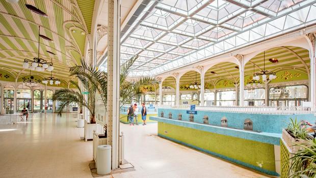 Legendarna evropska zdraviliška mesta (foto: shutterstock)