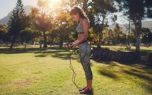 Vadba s kolebnico za več kondicije in boljšo pripravljenost