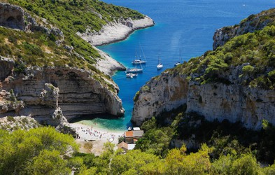 FOTO: Najlepše hrvaške plaže