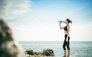 Človek in voda: Ne čakajte na žejo!
