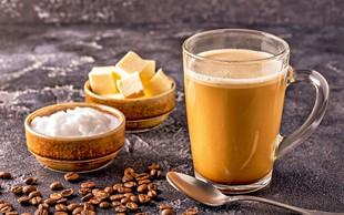 Nov trend: maslo v kavi