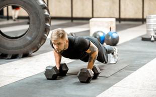 Vojaške mišice: 22-minutni program za vsak dan