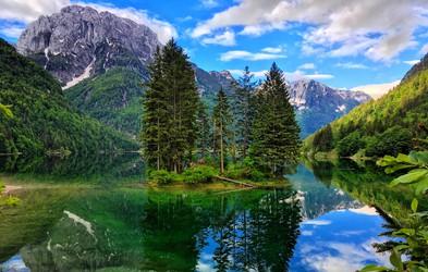 Ideja za izlet: Rabeljsko jezero