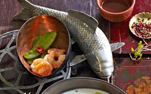Tajska ribja juha