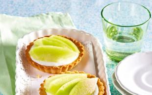 Kokosove tortice z melono