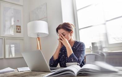 3 znaki, da ste izgoreli (in ne le pod stresom)