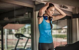 Kaj storiti, ko vas vadba spravlja v stres?