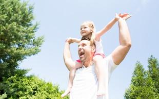 6 stvari, ki si jih bodo otroci zapomnili o vas, tudi ko odrastejo