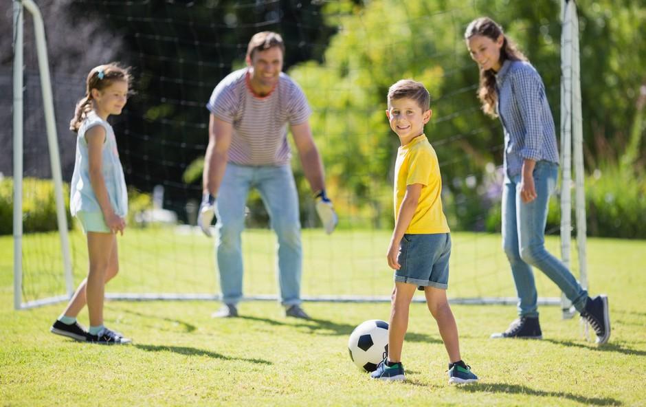 Kako (p)ostati aktivna družina? 20 preprostih nasvetov (foto: profimedia)