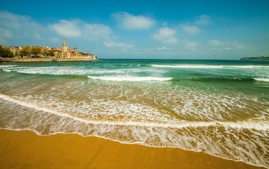 Gijón - mesto s plažami, v katere se boste takoj zaljubili (foto: Shutterstock)