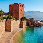 Antalya - mesto, ki ponuja veliko več kot le kopanje v morju (foto: Shutterstock)