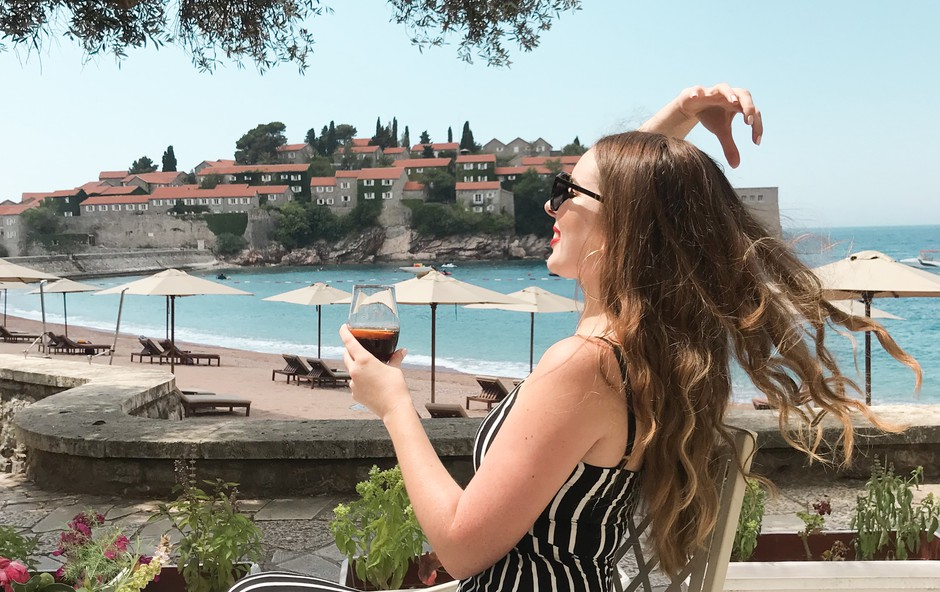 VIDEO: Poglejte, kaj je na Mercatorjevem potovanju v Črno goro doživela Katja Grudnik (foto: Katja Grudnik)